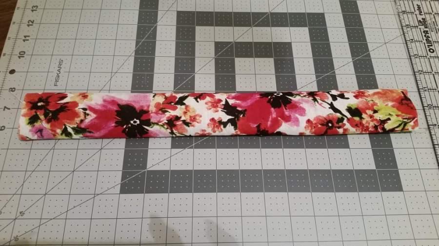 sewn headband