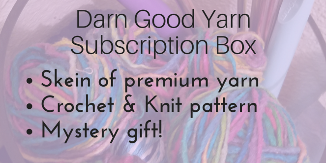 darn good yarn box details