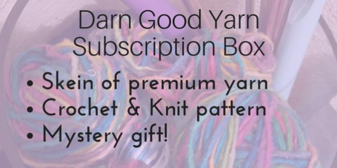 darn good yarn box details